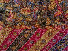 Batik Tiga Negeri,   Batik from Lasem, Pekalongan and Solo,     Java, Indonesia