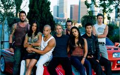 Fast To Furious Pose HD Widescreen Wallpapers Movies