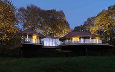 Chewton Glen treehouse suites, New Forest - Telegraph