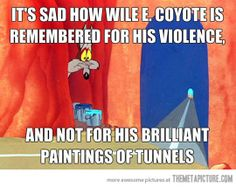 Art is so under-appreciated.