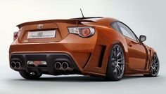 """Scion held a """"First Drive Program"""" for their new """"halo"""" car, the Scion FR-S in Japan for a handful of journalists including Import Tuner. Toyota 86, Toyota Cars, Toyota Prius, Subaru, Wide Body Kits, Yellow Car, Ae86, First Drive, Rear Wheel Drive"""