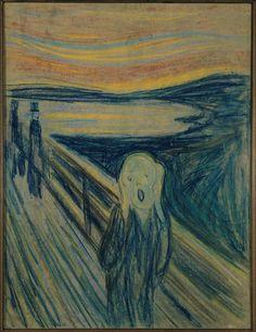 De schreeuw - Munch Tentoonstelling 'Munch : Van Gogh' in Oslo en Amsterdam - Van Gogh Museum