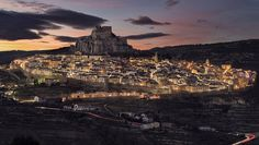 Morella, El Maestrat by Carlos Luque on 500px. An ancient walled city located on a hill-top in the province of Castellón, Valencian community.