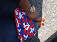 A mix of Target Style's Peter Pilotto with a little Tory Burch.