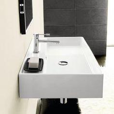 fürs Duschbad Scarabeo Teorema Waschtisch