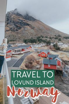 Lovund Might Be My New Favorite Norwegian Island - Heart My Backpack Express Boats, Europe On A Budget, Europe Holidays, Mountain Hiking, Lofoten, Hotel S, Beautiful Places To Visit, Travel Guides, Travel Tips