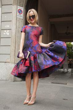 Milan Female Fashion Week SS15 - people @ Gucci show #mfw #milanfashionweek #gucci #outfitideas