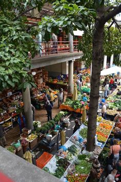 Mercado-Madeira-Portugal