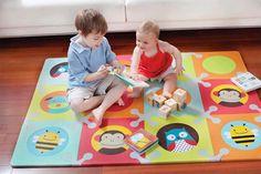 Lastenhuoneen sisustus, leikkimatot, lastenhuone, Skip Hop leikkimatto, Skip Hop, sisustustarvikkeet, leikkialusta | Leikisti-verkkokauppa