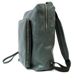 Maison Martin Margiela Green Backpack