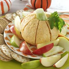 Zesty Cheese Ball - I made this for our Halloween Party this year and everyone loved it. It's been requested that I bring it for an appetizer for Thanksgiving tomorrow. Very easy to make & tastes great!