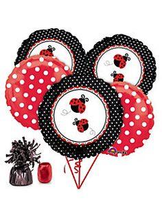 Ladybug balloons | Fun Stuff To Do