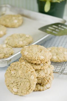 White Choc Oatmeal 2 by Kaitlin F, via Flickr