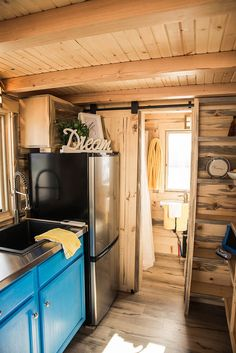 tumbleweed tiny house elm with beetle kill interior tiny house projects pinterest photos interiors and house