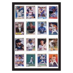 Room Essentials® 16 Baseball Card Display Case : Target $17