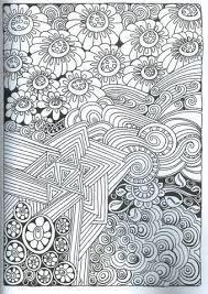 1759 Besten Schwarz Weiß Muster Bilder Auf Pinterest Zentangle
