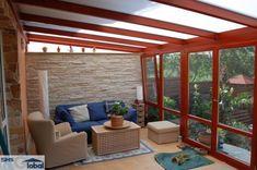 Winter Garden, Terrace, Pergola, Porch, Outdoor Structures, Patio, Room, Furniture, Gardening
