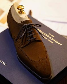 A Source For Mens Clothing   Sartorial Inspiration Soulier, Mode Homme,  Chaussures De Luxe 56771926f66