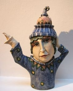 I am a Little Teapot  by Amanda Popham