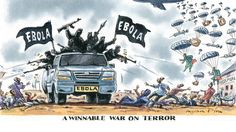 Obama committed 3,000 troops and $175m towards fighting the 'global threat' posed by Ebola. The World Bank and IMF followed with $300m