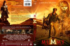 The Mummy: Tomb of the Dragon Emperor. Formato DVD.
