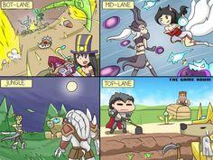 Leaguememe - League of Legends Entertainment