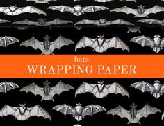 The Spooky Vegan: Gothic, Halloween and Horror-Inspired Wrapping Paper for Ghoulish Gifts