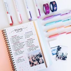 15 Of The Best Weekly Bullet Journal Layouts On The Internet - Heart Handmade uk