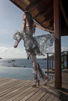 S/S 2011 Miss Bikini Luxe ad campaign, photographer Fabrizio Cestari