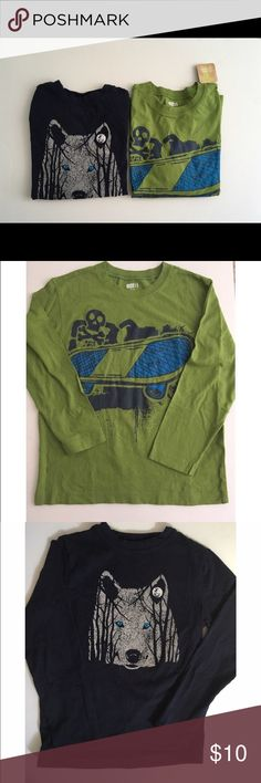NWT Jumping Beans Play Cool Sporty Soccer Big Blue Tee Boys Size 4