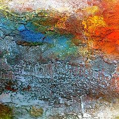 Kunst Ambiente strömung abstrakte malerei abstrakt acryl ambiente ruhe poster