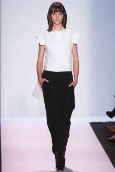 BCBG Max Azria Spring 2014 Ready-to-Wear Collection Slideshow on Style.com