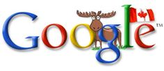 Google Doodle: Canada Day 2002