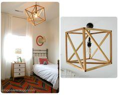 Session DIY LED : des lampes aux formes géométriques - LED Academy