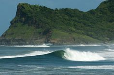 Nicaragua. Photo: Burkard #surfer #surferphotos