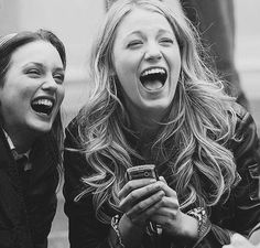 @: A good hard laugh is priceless