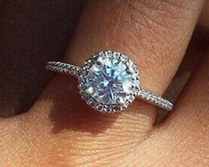 Elegant Affordable Custom Moissanite by SolitaireRingJeweler Cushion Cut Engagement Ring, Morganite Engagement, Engagement Rings, Moissanite Diamond Rings, Diamond Promise Rings, Solitaire Ring, Bridal Rings, Wedding Band, Wedding Vows