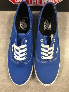 770dcdf874c3c New With Box Vans Authentic Lo Pro Shoes Mens Size 7.5/Womens Size 9 #