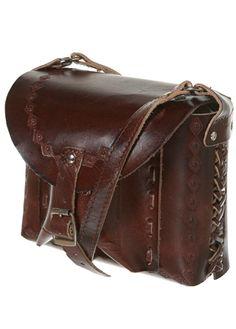 462ef2b1752e Leather tooled cross-body bag