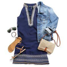 StitchFix, please, please, please send me this Chana dress ASAP!!!