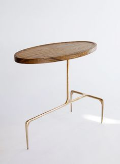 IIIINSPIRED: one piece _ this occasional table by caste design