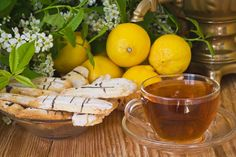 Food and tea