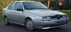 Alfa Romeo 155 2.0 Twin Spark 8V (1994)