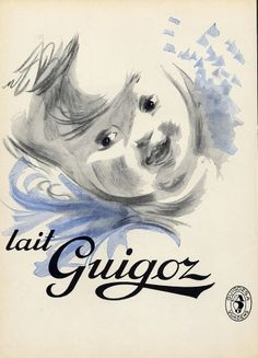Lait Guigoz 1947