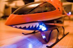 E-Sky Lama V4 Orange