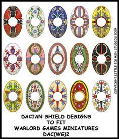 dacian shield designs - Google Search Shield Design, Ancient Rome, Barbarian, Warfare, Mythology, My Design, Semper Fidelis, Miniatures, Story Ideas