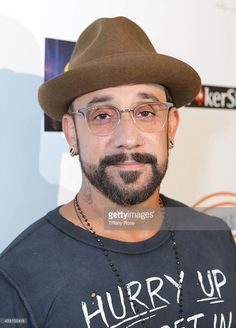 Singer A.J. McLean attends Get Lucky For Lupus LA on September 18, 2014 in Beverly Hills, California.