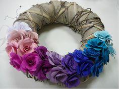 Creativní blog: Růže z papíru..