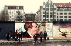 Berlin, Germany: East Side Gallery -- Done! May 2007