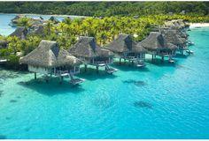 Dream vacation - Bora Bora overwater villa